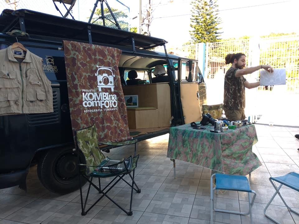 Projeto Ambiental registra degradação e preservação em Taquaras
