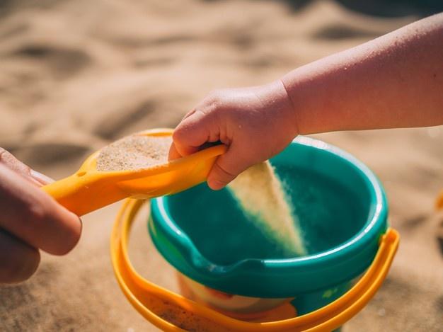 Dia das Crianças será comemorado neste sábado, com o evento Vem brincar na nova Praia