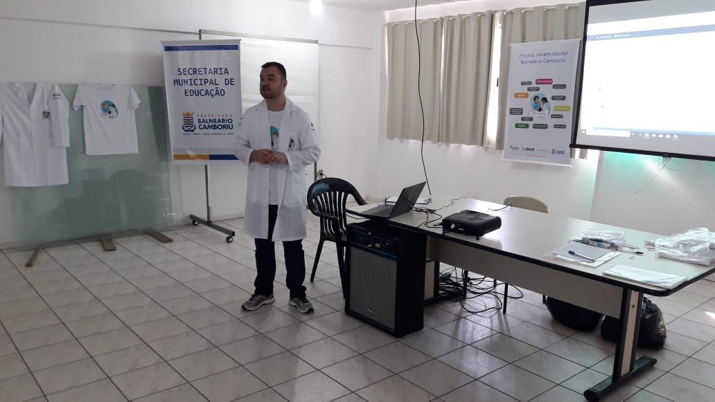 Aula inaugural do Projeto Jovem Doutor acontece hoje